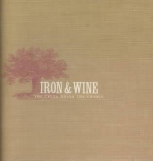 CREEK DRANK THE CRADLE BY IRON & WINE (CD)